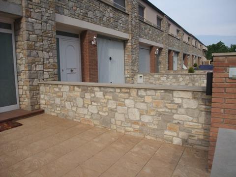 Muros de piedras naturales - Muros de piedra construccion ...